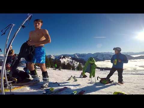 Austria - Weekend Ski Trip (with Marcus; 17-19.11.2017)