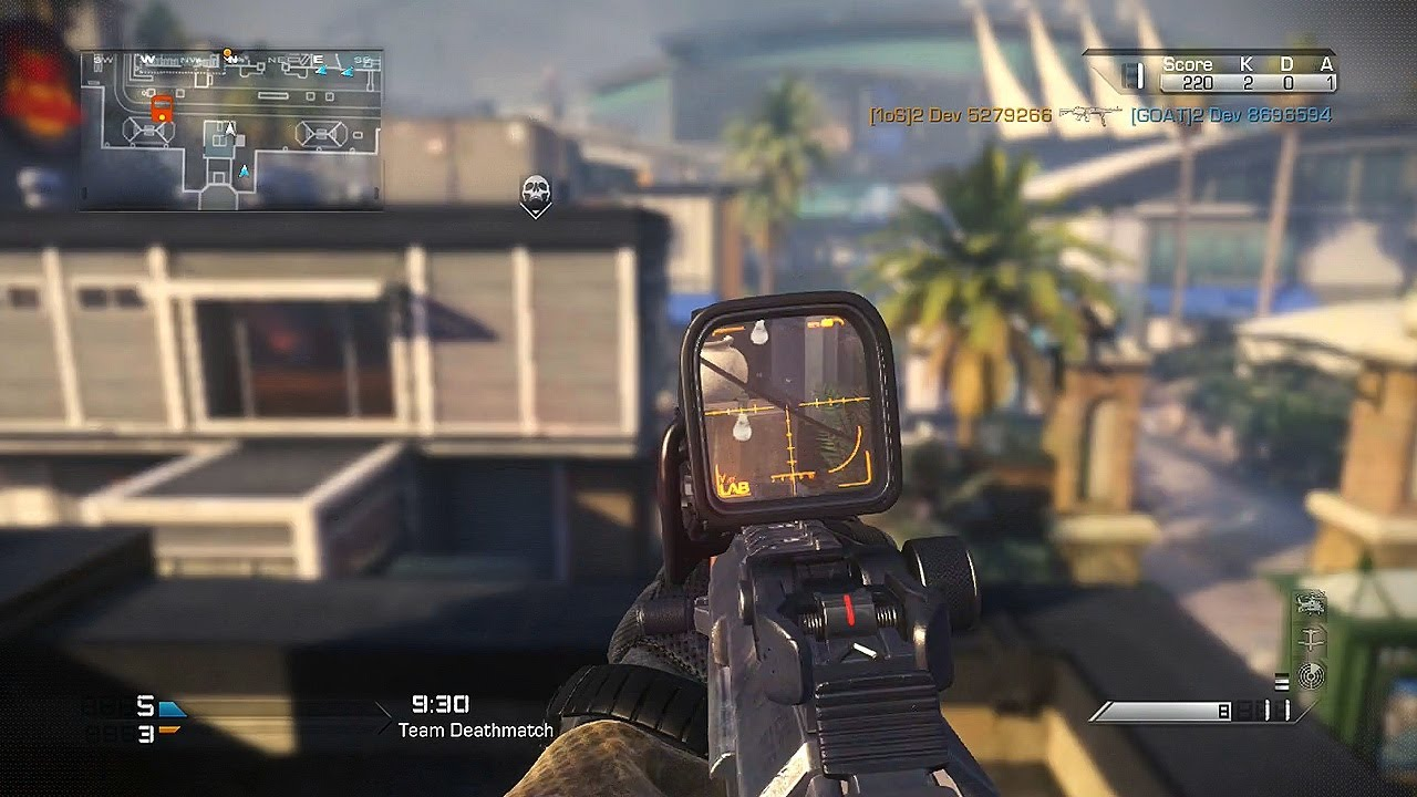 Call of Duty: Ghosts - NEW MAVERICK SNIPER GAMEPLAY! Onslaught Map Call Of Duty Ghost Map Pack on