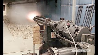 M61 20mm vs GAU-8 30mm Cannon (A-10 THUNDERBOLT II Main Gun)