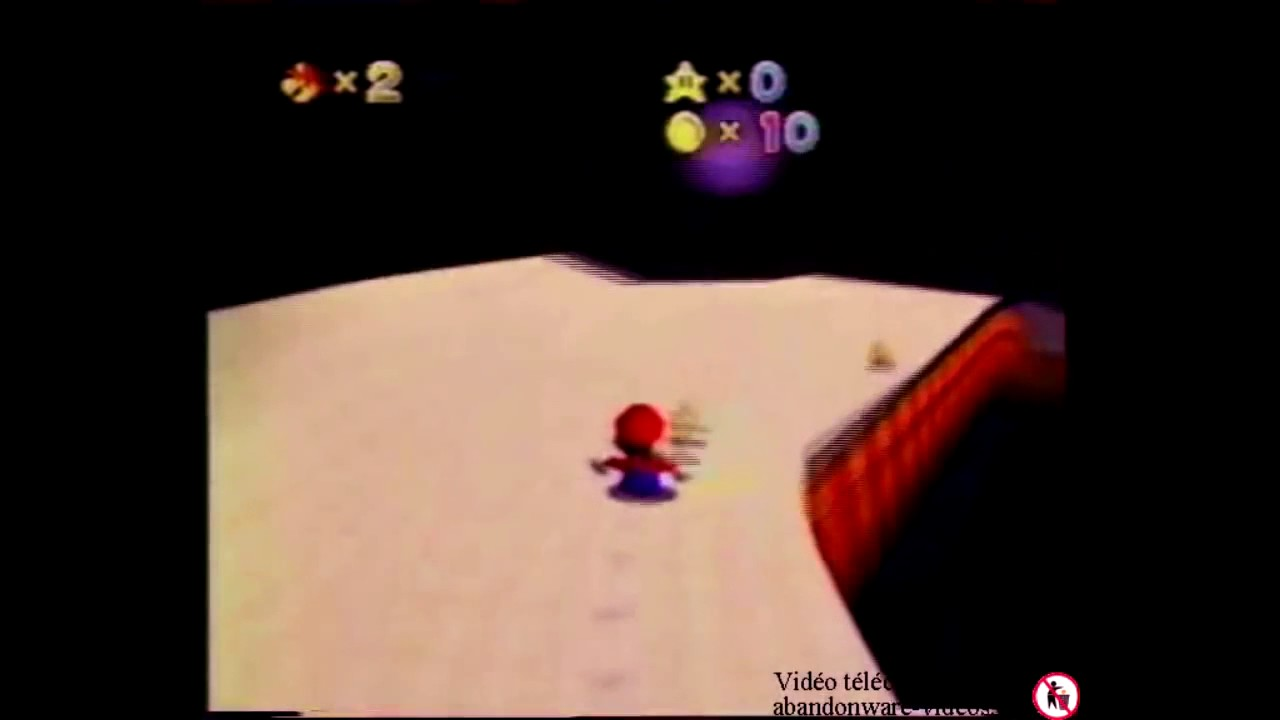 Beta Content Sm64 World