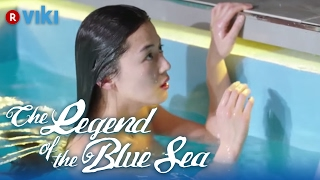 [Eng Sub] The Legend Of The Blue Sea - EP 14 | Jun Ji Hyun's Secret Revealed