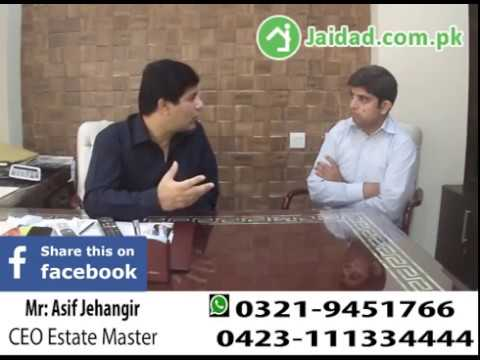 Where to invest in DHA Lahore in 2018 for houses and for Investment property interview by Jaidad