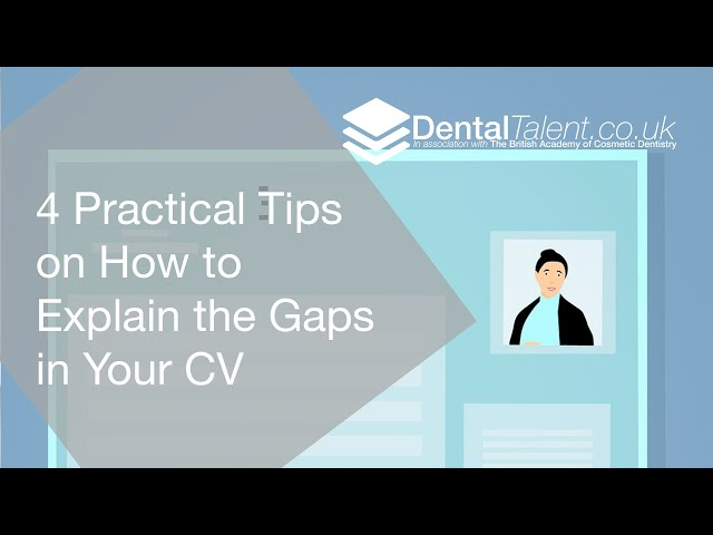Practical Tips On How To Explain The Gaps In Your CV - Gaps In Your Resume 2020