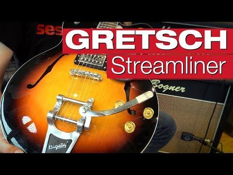 Gretsch G2622 Streamliner Center Block Double Cutaway E-Gitarren-Review von session