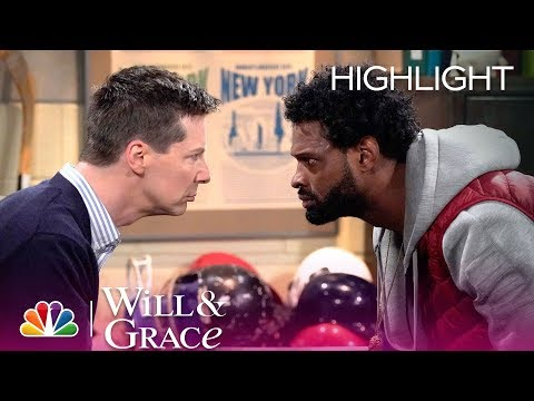 Will & Grace - Jack Holds His Ground (Episode Highlight)