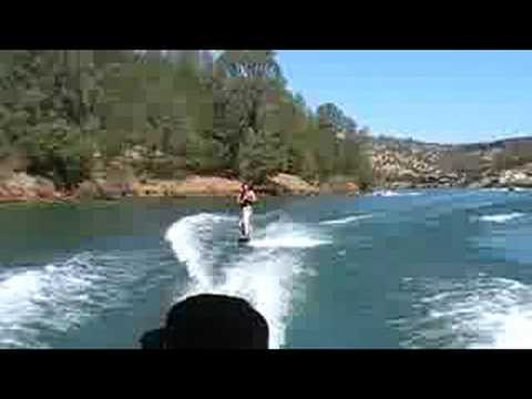 Shane Wake Boarding