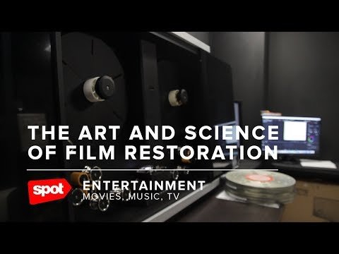 The Art and Science of Film Restoration