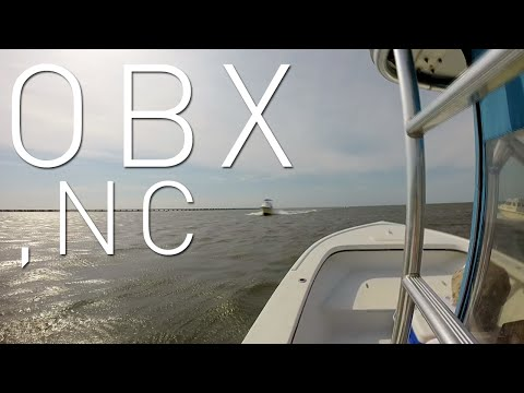 Offshore Saltwater Fishing In Outer Banks, NC