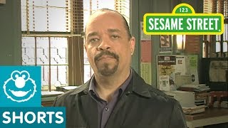 Sesame Street: Ice-T Rhymes (Word of the Day)