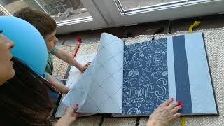 Обои для детской: Smalltalk от BN International. Обзор коллекции