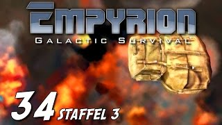Empyrion Galactic Survival S03E34 - Explosiver Test [Gameplay German Deutsch] [Let