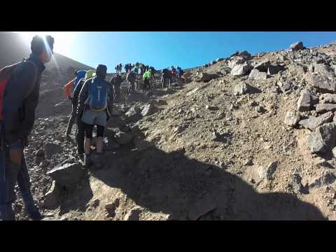 Deutsche Bank Morocco Trek 2015