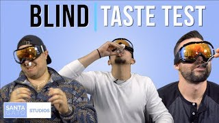 The Blind Taste Test