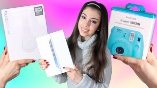 300K Subscriber GIVEAWAY: iPad Air, Beats, & Polaroid Camera!!! Thumbnail