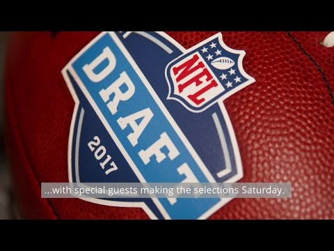 Space, London Among NFL's Wild Draft Pick Sites