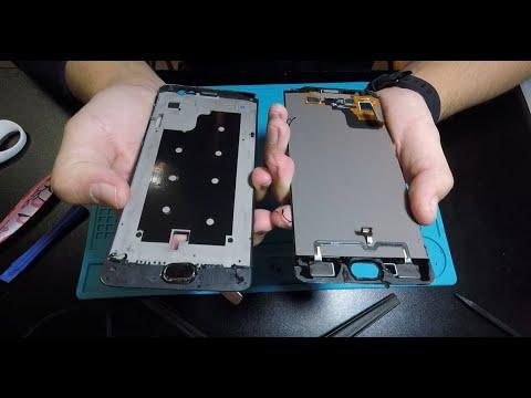 Замена дисплея Oneplus 3, 3T. Ремонт. Repair.