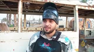 هذا الصباح- معارك ترفيهية في مدينة مصراتة الليبية