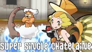SUPER Single Battle Chatelaine Nita - Battle Maison #6   Pokemon X and Y