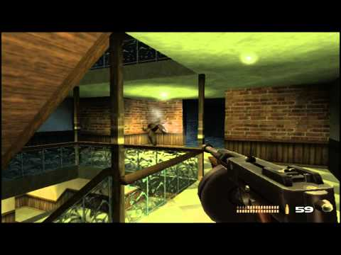 Timesplitters 2 (PS2) walkthrough - Chicago