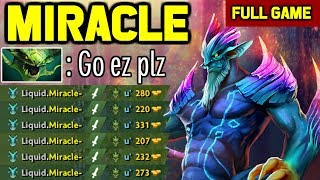 OMG! Miracle destroys new Cancer Meta Mid Viper with Zero Death and FAST HAND skills