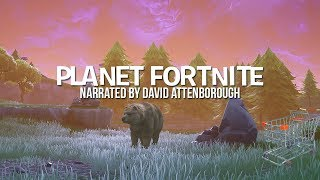 Fortnite Battle Royale Narrated By David Attenborough (Planet Earth Parody)