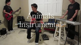 Animals - Muse [Full Instrumental Cover] - The 2nd Law