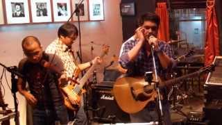 Angels Or Devils  [Live at Actors The Jam Bar, SG] - Benjie Remorin