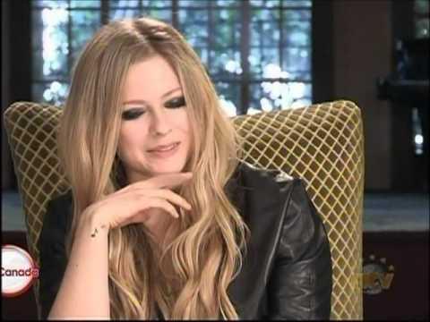 Avril Lavigne ET Canada interview - April 23, 2013
