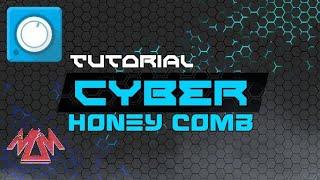 TUTORIAL CYBER HONEYCOMB - Avee Player