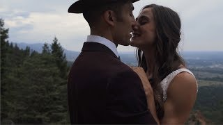 Crossfit True Love Story - Kita & Andrew's Wedding Highlight Film