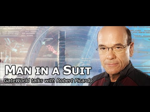 Man in a Suit (Interview with Robert Picardo)