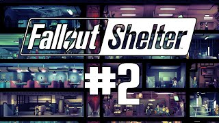 Fallout Shelter #2 - Ma ktoś żarówkę?