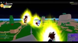 ROBLOX Dragon Ball Online Enthüllungen [Ultra Instinct]