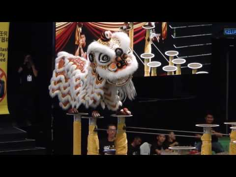 China Guangdong - 2016 World Lion Dance Championships - Preliminary Day 2