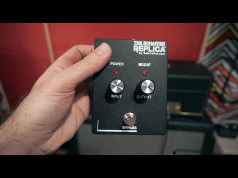 SoloDallas Schaffer Replica (AC/DC sound) - Diego Leanza DEMO