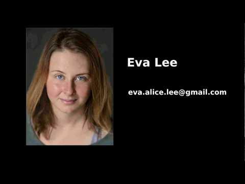 Eva Lee Showreel- 2019