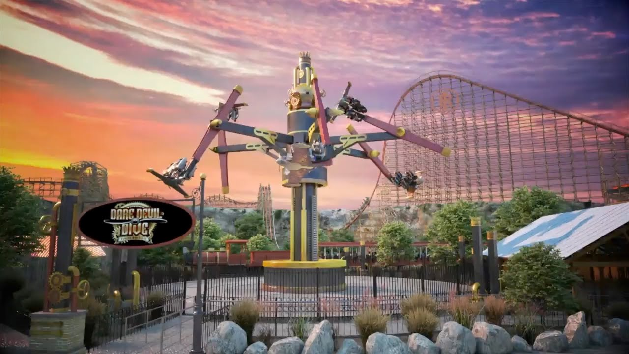 six flags new rides 2020