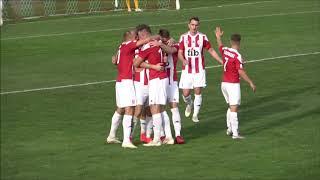 Bramki z meczu Pogoń Grodzisk Mazowiecki - Legia II Warszawa