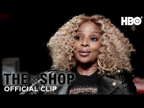 The Shop: I Used The Music To Help Me Get Free' Ft. Mary J. Blige & Lena Waithe (Clip) | HBO