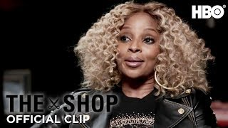 'I Used The Music To Help Me Get Free' ft. Mary J. Blige & Lena Waithe | The Shop | HBO