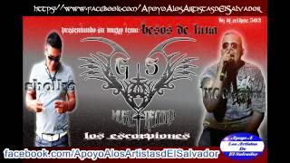Besos de Luna - Los Escorpiones; Sholko & Mc Giganton . Prod. Dj Marvin, Dj Black & Gabo