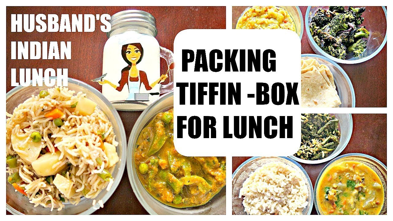 Husbands Lunch Box Ideas Indian