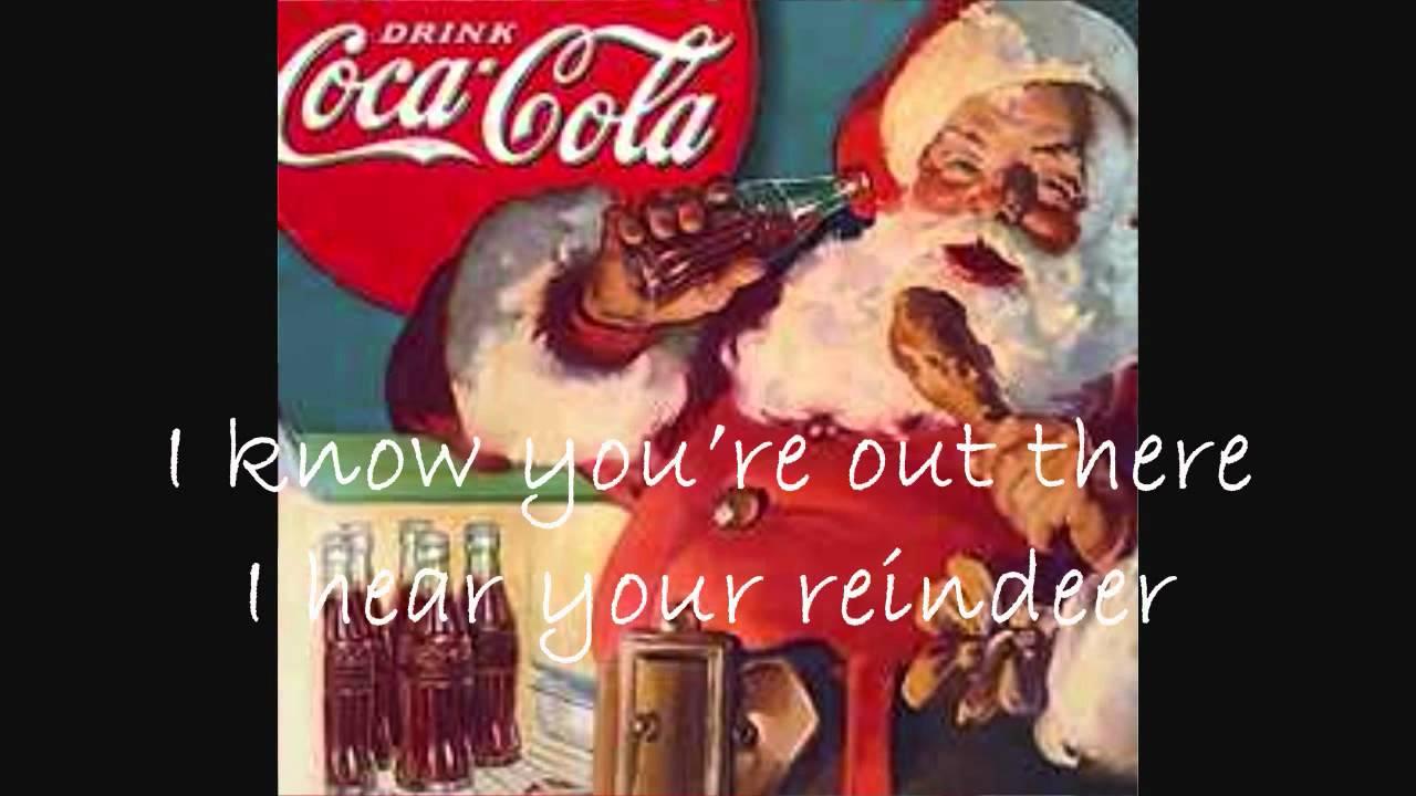 Christmas Commercials Coca Cola 2020 Coca Cola Christmas Commercial 2020 Lyrics | Kmrnmk