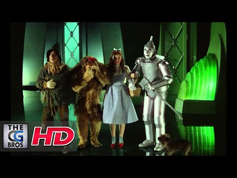 "CGI VFX Behind the Scenes : ""The Wizard of Oz: Closup"" - by Prime Focus World"
