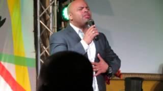 OMAR JOHNSON @Youth Connection 2013 - Designed to Worship (Iglesia Resurekshon i Bida)