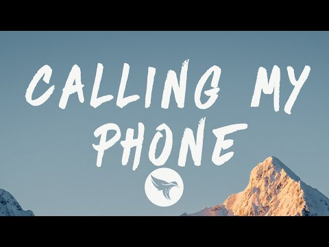 Lil Tjay – Calling My Phone (Lyrics) Feat. 6lack