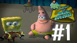 Are you Ready Kids?! This Game is AMAZING | SpongeBob SquarePants: Battle for Bikini Bottom - PART 1