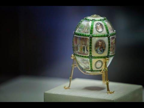 Museo Fabergé en San Petersburgo,toda una joya