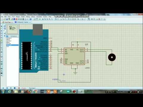 Pulse-width Modulation Arduino Hack Space