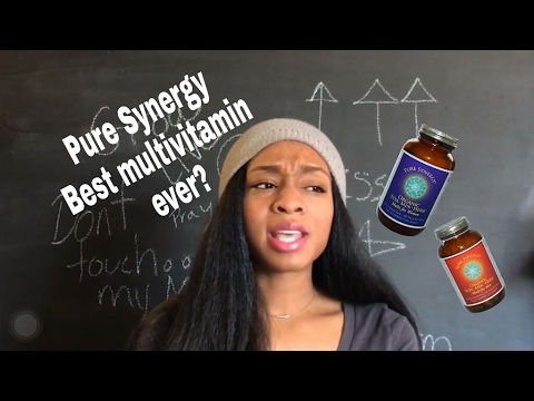 LIC Pure Synergy Multivitamin Review